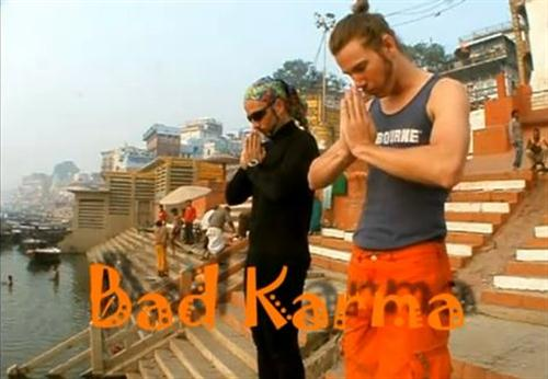 Bad Karma: The Anti-Guide to Backpacking in India