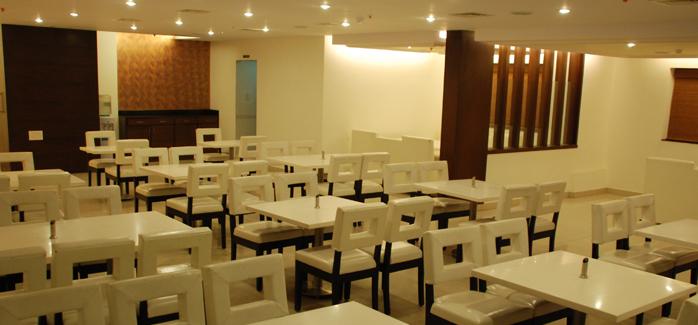 Hotel Grand Plaza's restaurant