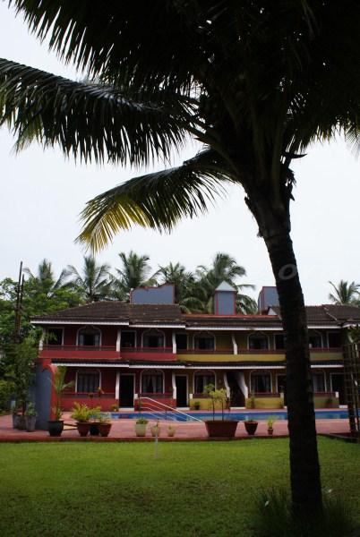 Skylark Hotel, Colva, Goa